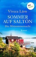 Viveca Lärn: Sommer auf Saltön: Die Mittsommernacht ★★★
