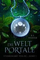 B. E. Pfeiffer: Die Weltportale ★★★★
