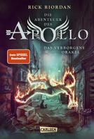 Rick Riordan: Die Abenteuer des Apollo 1: Das verborgene Orakel ★★★★