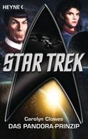 Carolyn Clowes: Star Trek: Das Pandora-Prinzip