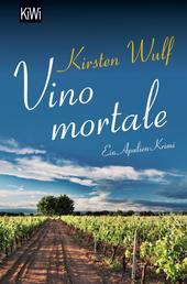 Vino mortale - Ein Apulien-Krimi