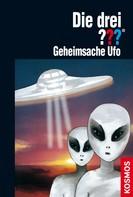 André Marx: Die drei ??? Geheimsache Ufo (drei Fragezeichen) ★★★★★