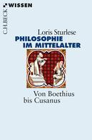 Loris Sturlese: Die Philosophie im Mittelalter ★★★★
