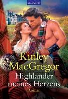 Kinley MacGregor: Highlander meines Herzens ★★★★