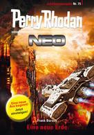 Frank Borsch: Perry Rhodan Neo 75: Eine neue Erde ★★★★