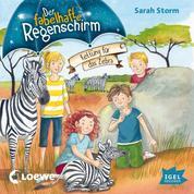 Der fabelhafte Regenschirm. Rettung für das Zebra - Folge 2