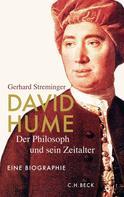 Gerhard Streminger: David Hume
