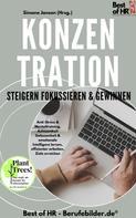 Simone Janson: Konzentration steigern fokussieren & gewinnen