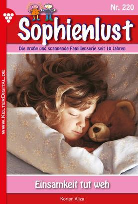 Sophienlust 220 – Familienroman