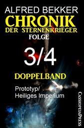 Folge 3/4 Chronik der Sternenkrieger Doppelband