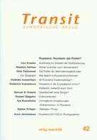 Ivan Krastev: Transit 42. Europäische Revue