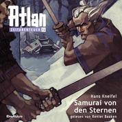Atlan Zeitabenteuer 12: Samurai von den Sternen - Atlan Zeitabenteuer
