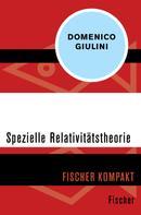Domenico Giulini: Spezielle Relativitätstheorie