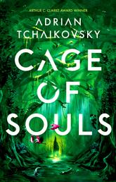 Cage of Souls - Shortlisted for the Arthur C. Clarke Award 2020