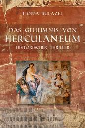 Das Geheimnis von Herculaneum - Historischer Thriller