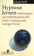 Dirk Revenstorf: Hypnose lernen