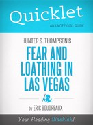 Eric Boudreaux: Quicklet on Fear and Loathing in Las Vegas by Hunter S. Thompson