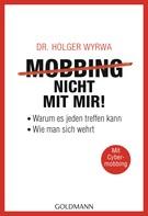 Holger Wyrwa: Mobbing - nicht mit mir! ★★★★★