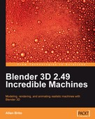Allan Brito: Blender 3D 2.49 Incredible Machines ★★★★★