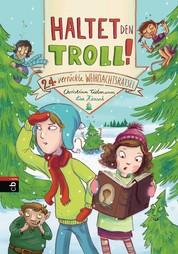 Haltet den Troll! - 24 verrückte Weihnachtsrätsel
