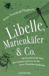 Libelle, Marienkäfer & Co. - Die faszinierende Welt der Insekten und was sie für unser Überleben bedeuten