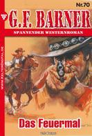 G.F. Barner: G.F. Barner 70 – Western ★★★