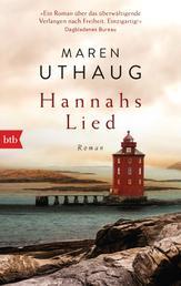 Hannahs Lied - Roman