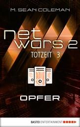 netwars 2 - Totzeit 3: Opfer - Thriller