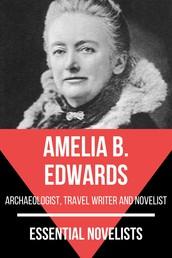 Essential Novelists - Amelia B. Edwards - archaeologist, travel writer and novelist