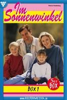 Patricia Vandenberg: Im Sonnenwinkel 5er Box 1– Familienroman