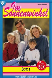 Im Sonnenwinkel 5er Box 1– Familienroman - E-Book 1-5