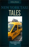 Julious Boone: New York City Taxi Tales