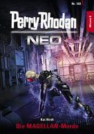 Perry Rhodan: Perry Rhodan Neo 168: Die MAGELLAN-Morde ★★★★