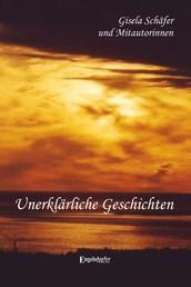 Unerklärliche Geschichten - Anthologie