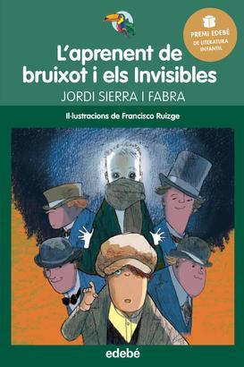 Premi Edebé Infantil 2016: L'aprenent de bruixot i Els Invisibles