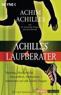 Achim Achilles: Achilles' Laufberater ★★★