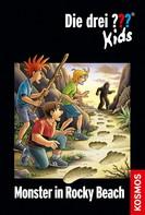 Ben Nevis: Die drei ??? Kids, 44, Monster in Rocky Beach (drei Fragezeichen Kids) ★★★★★