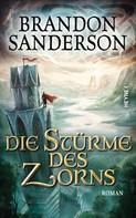 Brandon Sanderson: Die Stürme des Zorns ★★★★★
