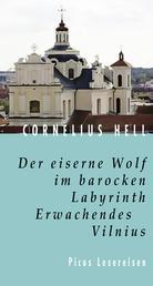 Der eiserne Wolf im barocken Labyrinth. Erwachendes Vilnius