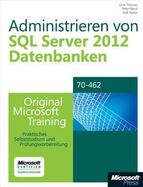 Administrieren von Microsoft SQL Server 2012-Datenbanken