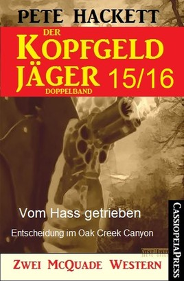 Der Kopfgeldjäger Folge 15/16 (Zwei McQuade Western)
