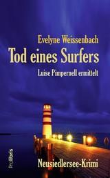 Tod eines Surfers - Neusiedlersee-Krimi