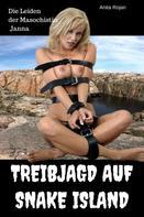 Anita Rojan: Black Mamba - Treibjagd auf Snake Island