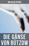 Wilhelm Raabe: Die Gänse von Bützow
