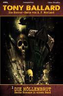 A. F. Morland: Horror-Serie Tony Ballard - Sechs Romane 1