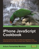 Arturo Fernandez Montoro: iPhone JavaScript Cookbook