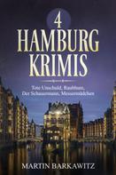Martin Barkawitz: 4 Hamburg Krimis ★★★