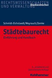 Städtebaurecht - Einführung und Handbuch