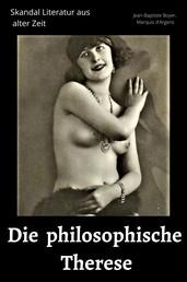 Die philosophische Therese - Skandal Literatur aus alter Zeit