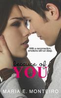 Maria E. Monteiro: Because of You ★★★★